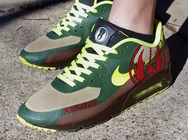 Nike Air Max 90 Jedi - Processhsk-1