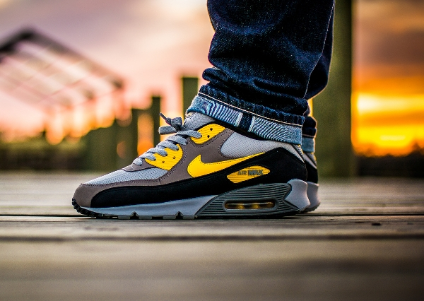 Nike Air Max 90 Maize - Fuzzy_dunlop_nola
