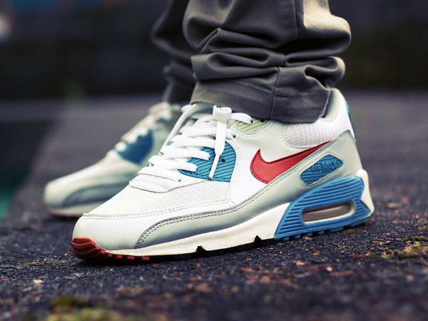 Nike Air Max 90 Mesa Orange - Lino Miller