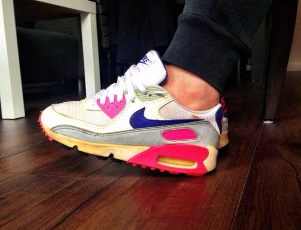 Nike Air Max 90 OG Concord (1990)