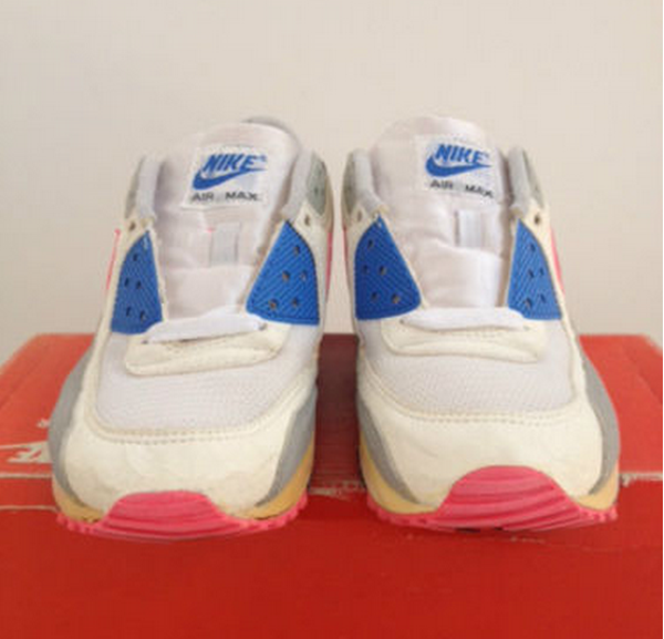 Nike Air Max 90 OG Hot Coral Crystal 1990 (made in korea) (5)