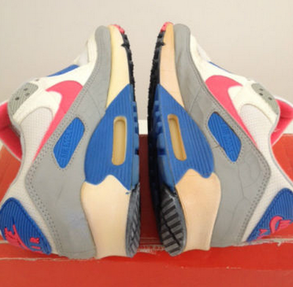 Nike Air Max 90 OG Hot Coral Crystal 1990 (made in korea) (6)