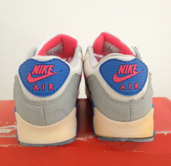 Nike Air Max 90 OG Hot Coral Crystal 1990 (made in korea) (7)