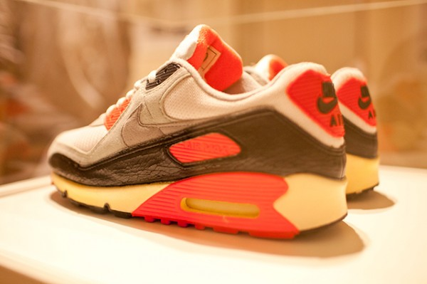 Nike Air Max 90 OG Infrared (1990) made in korea-7