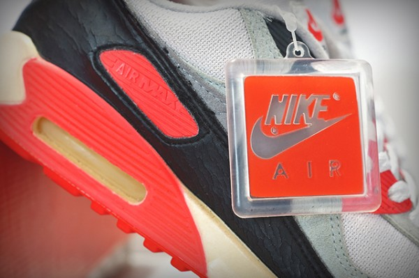 Nike Air Max 90 OG Infrared (1990) made in korea-1