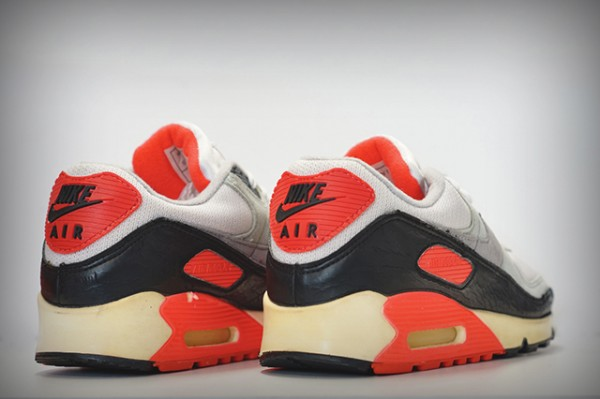 Nike Air Max 90 OG Infrared (1990) made in korea-4