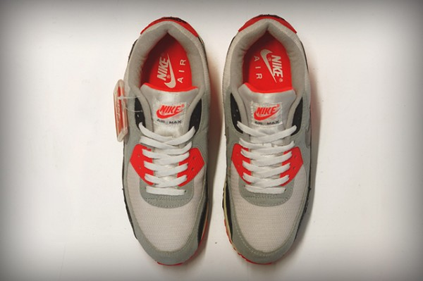 Nike Air Max 90 OG Infrared (1990) made in korea-5