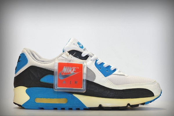 Nike Air Max 90 OG 'Laser Blue' 1990 (made in korea) (1)