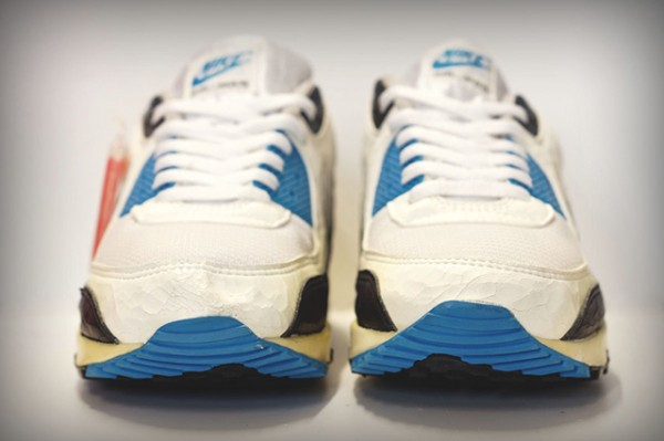 Nike Air Max 90 OG 'Laser Blue' 1990 (made in korea) (3)