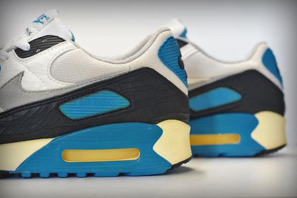 Nike Air Max 90 OG 'Laser Blue' 1990 (made in korea) (4)