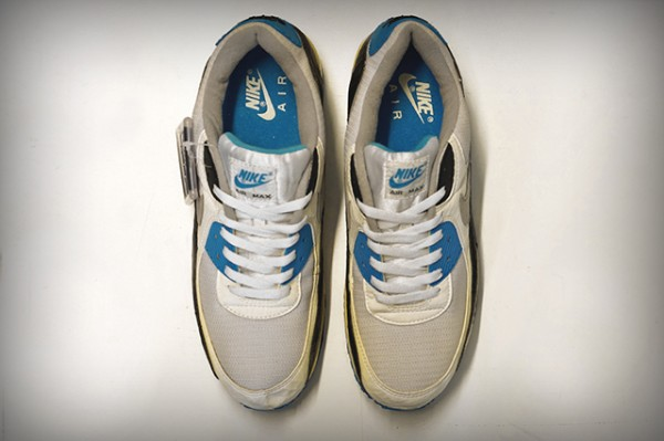 Nike Air Max 90 OG 'Laser Blue' 1990 (made in korea) (7)