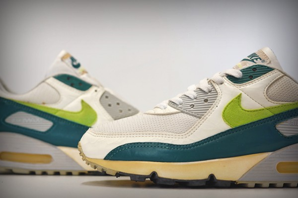 Nike Air Max 90 OG 'Spruce Hot Lime'  (4)