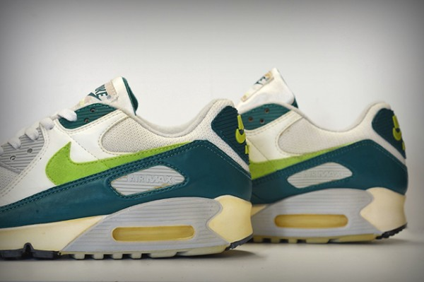 Nike Air Max 90 OG 'Spruce Hot Lime'  (5)