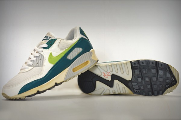 Nike Air Max 90 OG 'Spruce Hot Lime'  (6)