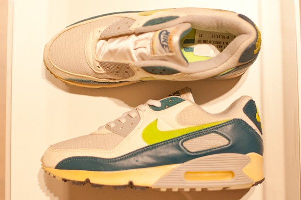 Nike Air Max 90 OG 'Spruce Hot Lime'  (7)