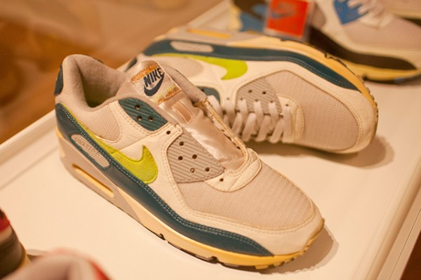 Nike Air Max 90 OG 'Spruce Hot Lime'  (8)