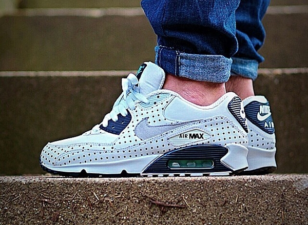 Nike Air Max 90 Polka Square - Jmax1979