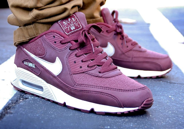 Nike Air Max 90 Redwood - Omash1