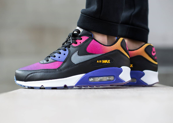 sports shoes 83769 99702 Nike Air Max 90 SD Sunset degrade