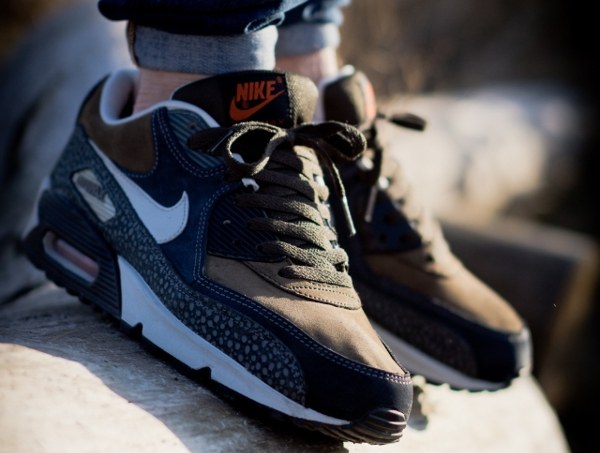 Nike Air Max 90 Safari - Willkillforkicks