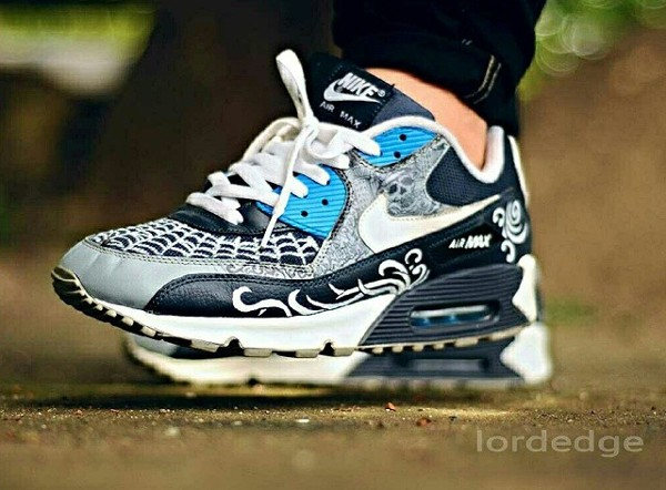 Nike Air Max 90 Tattoo - Lordedge