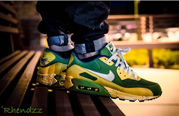 Nike Air Max 90 The Running Man - Rhendzphotoworkz