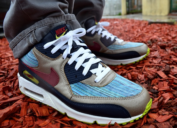 Nike Air Max 90 Ultramarine (2007) -   chiva1908