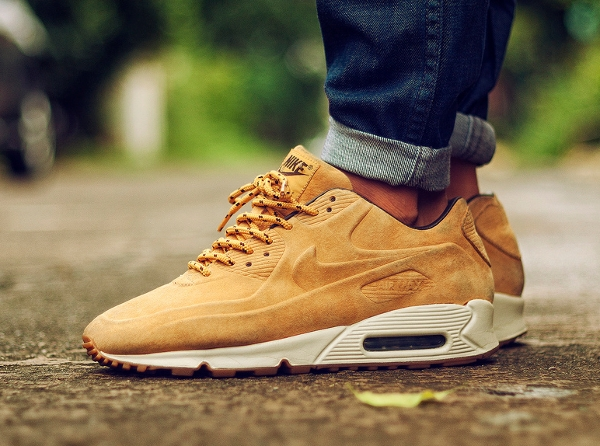Nike Air Max 90 Vac Tech Haystack - Msgt16