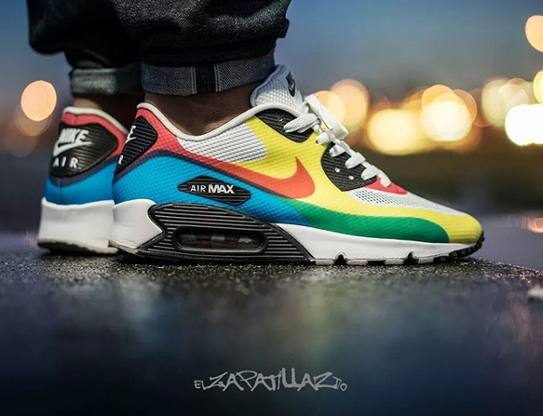 Nike Air Max 90 What The Max - Elzapatillaztio