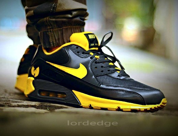 Nike Air Max 90 Wu Tang 36 Chambers - Lordedge-2