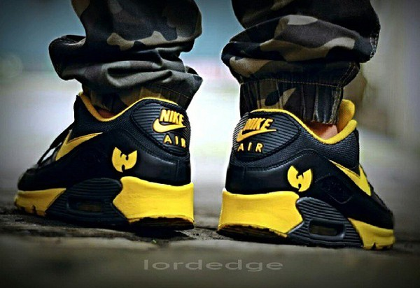 Nike Air Max 90 Wu Tang 36 Chambers - Lordedge