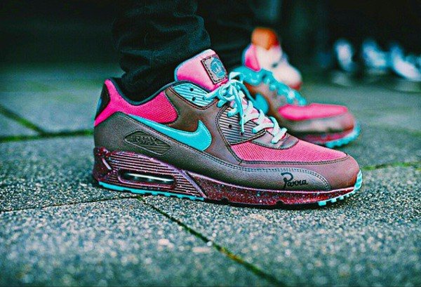 Nike Air Max 90 (customisée) Amsterdam - Aka_angga-2