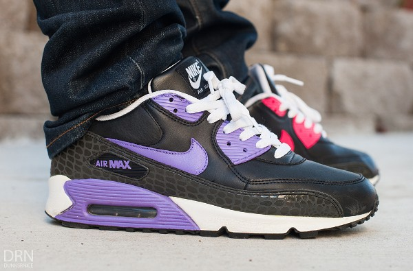 Nike Air Max 90 customisée Good, Bad, & Ugly - Dunksrnice