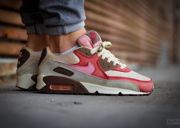 pretty nice 3ce05 a7d37 C comme Air Max 90 Denim  Courir , Clerks, Coral Rose ou Concord