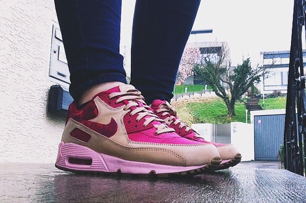 Nike Air Max 90 x Liberty - Ginat0nic