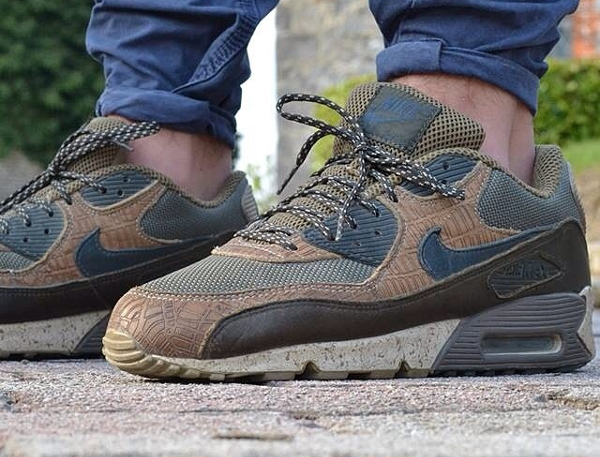 Nike Air Max 90 x Staple Navigation - G0uguel