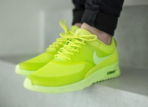 Nike Air Max Thea 'Cyber Liquid Lime' (vert citron) (2)