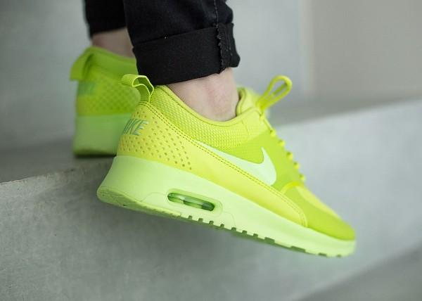 Nike Air Max Thea 'Cyber Liquid Lime' (vert citron) (3)