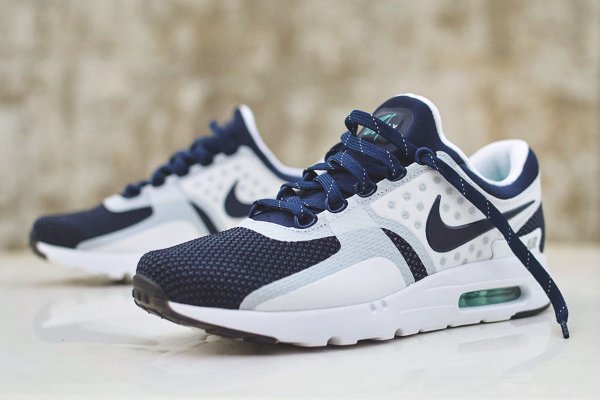 Nike Air Max Zero White Rift Blue-Hyper Jade-Midnight Navy (1)