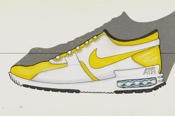Nike Air Max Zero dessin