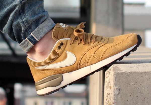 more photos 82183 5a0af Nike Air Odyssey LTR Golden Tan