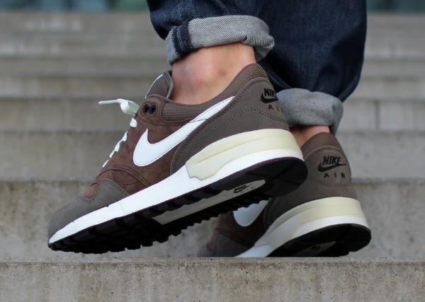 Nike Air Odyssey LTR PGS Dark Dune Baroque Brown (marron) (1)