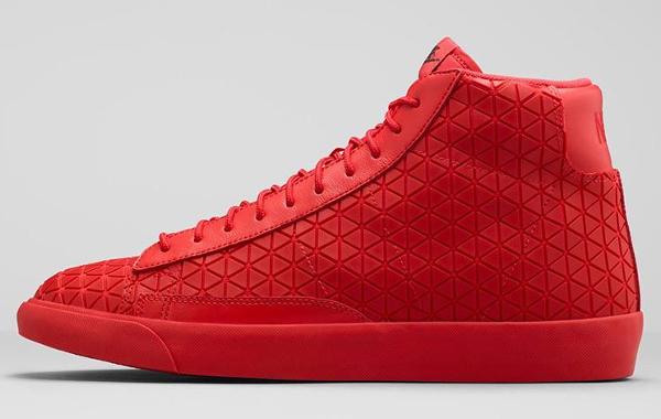 La Nike Blazer Mid Metric est disponible (105 euros) en édition limitée au  Nike Store.fr : voir la paire.