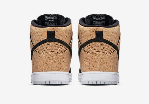 Nike Dunk High SB Black/Hazelnut (5)