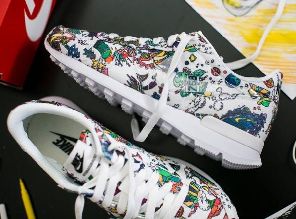 Nike Internationalist White Clear Black QS (1)