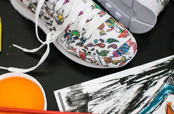 Nike Internationalist White Clear Black QS (3)