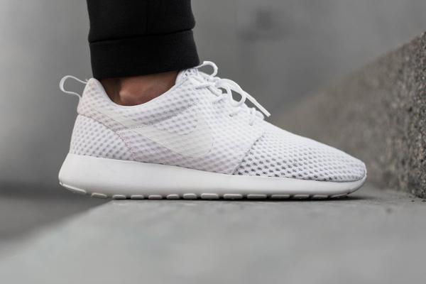 Nike Roshe Run BR 'White Wolf Grey' ...