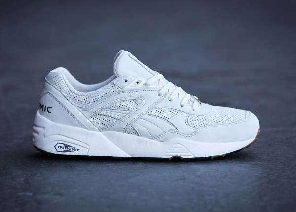 Puma R698 Perforated White Gum (3)