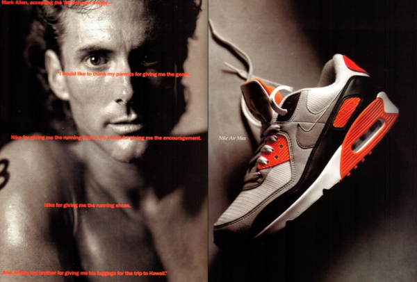 publicité vintage air max 90 infrared-2