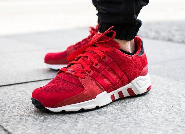 adidas running rouge